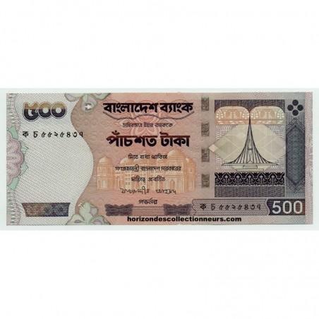 Billets du Bangladesh