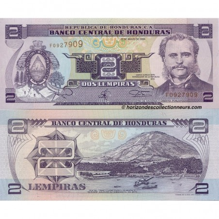 Billets du Honduras