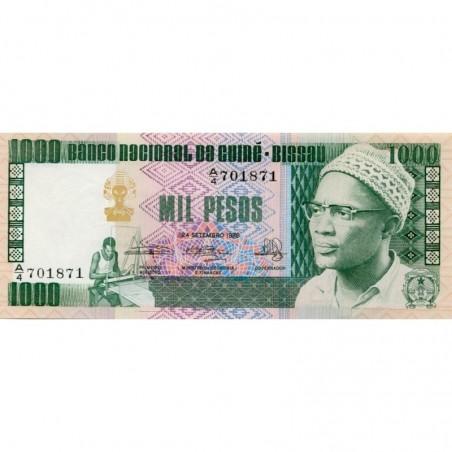 Billets de Guinée-Bissau