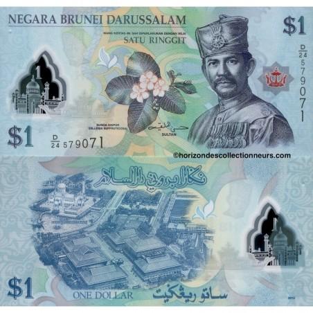 Billets de Brunei