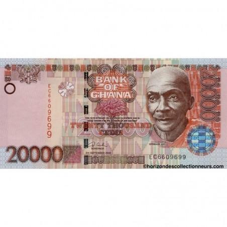 Billets du Ghana