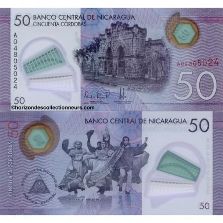 Billets du Nicaragua