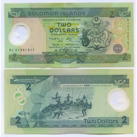 Billets de l'Îles Salomon
