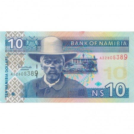 Billets de Namibie
