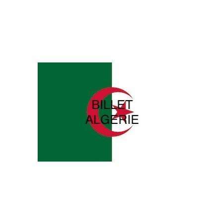Billets d'Algérie