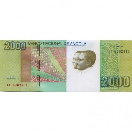 Billets d'Angola