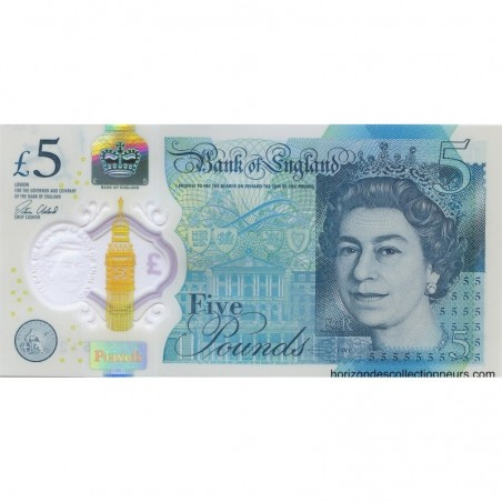 Billets d'Angleterre