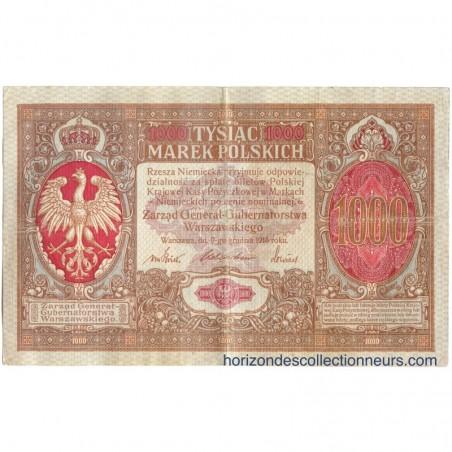 Billets de Pologne