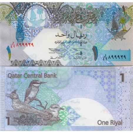 Billets du Qatar