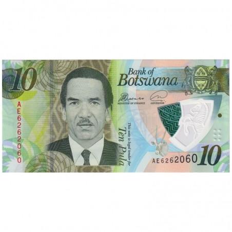 Billets du Botswana