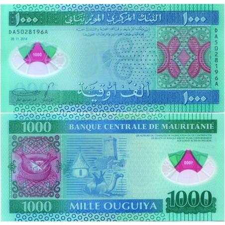 Billets de Mauritanie