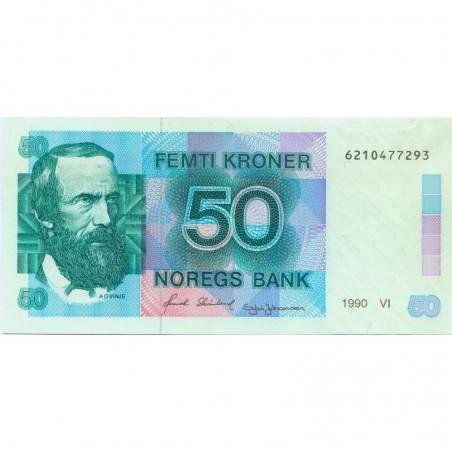 Billets de Norvège