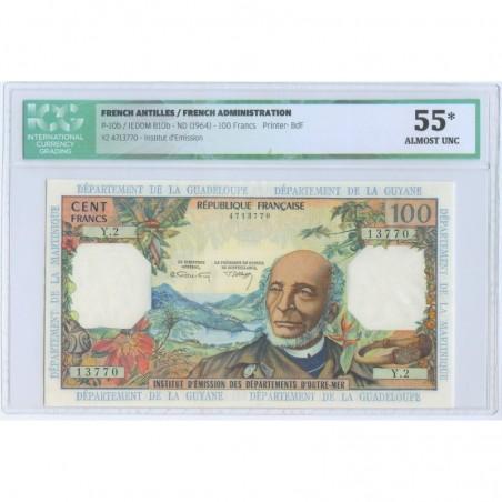 Billets d'Antilles Françaises